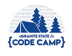Granite State Code Camp logo