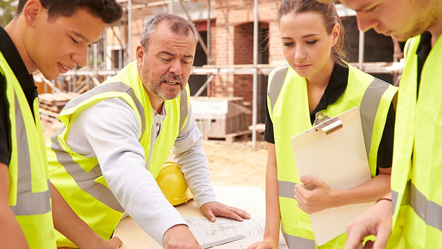 Incumbent Worker Training Program will cover construction training