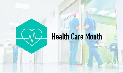 March is Health Care Month