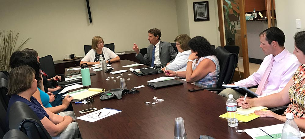 Experts meet to discuss solutions to the NH Nursing Shortage